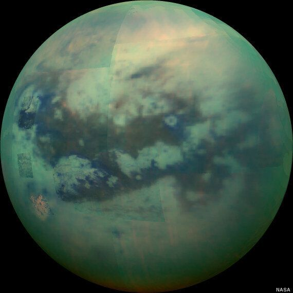 This Alien World Is Actually Our Best Picture Of Titan, Saturn's Mysterious