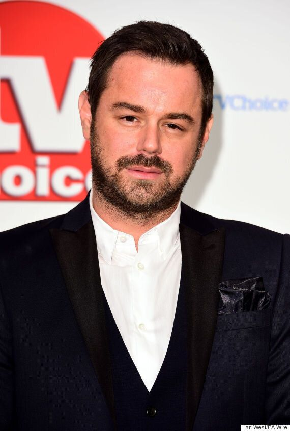 EastEnders' Danny Dyer Nominated For LGBT Award In Celebrity Straight Ally Category, Alongside James...