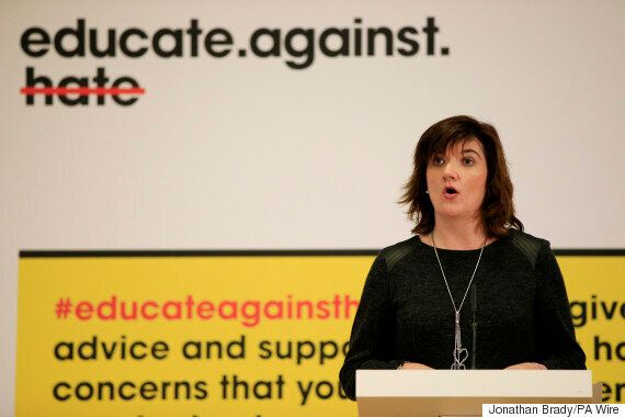 Nicky Morgan Announces £1.5M Cash Injection For Children's Peer-To-Peer Mental Health