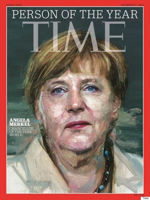 Time Person Of The Year 2015 Announced As Angela Merkel - But Who Would You Have