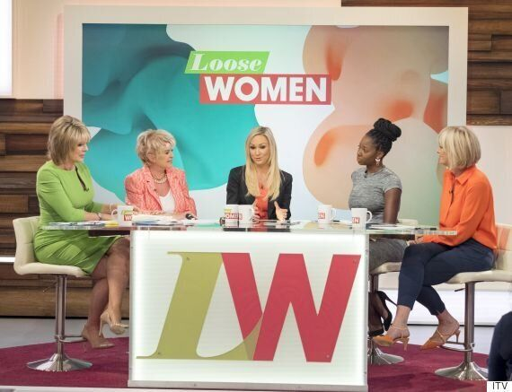 Kristina Rihanoff Labels 'Loose Women' Stars 'Pathetic' As 'Strictly' Dancer Refuses To Appear On The...