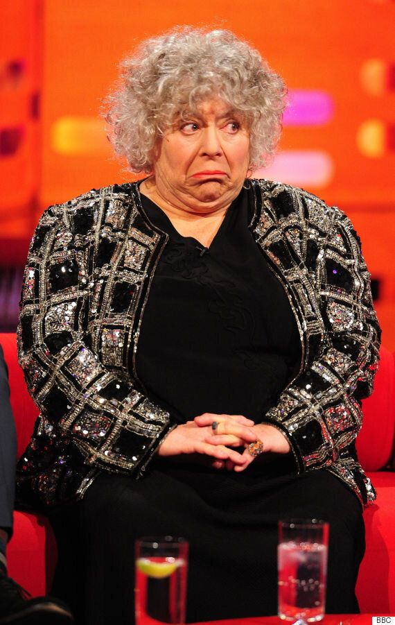 Miriam Margolyes Explains Why She Emptied A Water Bottle Over Youth's Head, After He Refused To Give...
