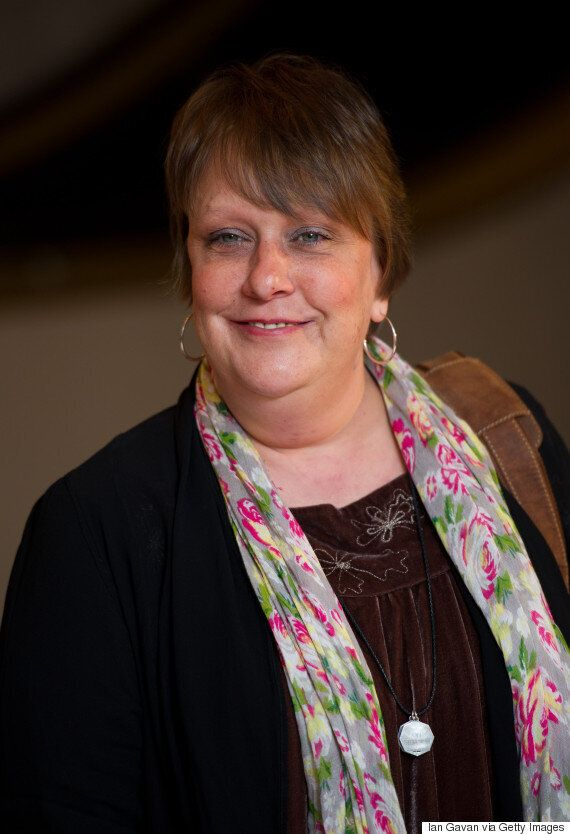 Kathy Burke Hits Back At 'Small Fry Mugger' In The Best