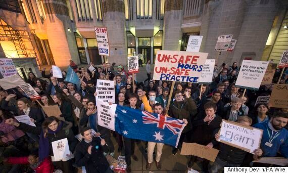 The Day Jeremy Hunt Imposed Junior Doctors Contract Saw 300 Medics Plan To Leave