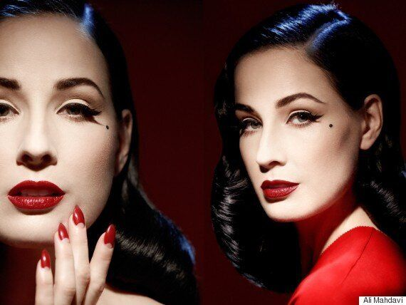 Dita Von Teese Reveals Her Makeup Tips And The Beauty Rules Worth