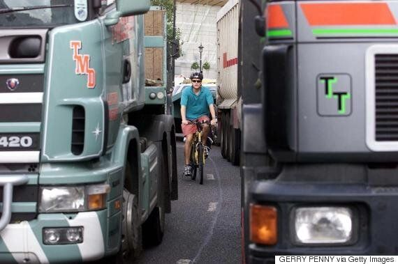London Cycle Safety Takes 'Big Step Forward' With New Rules To Make Lorries Less