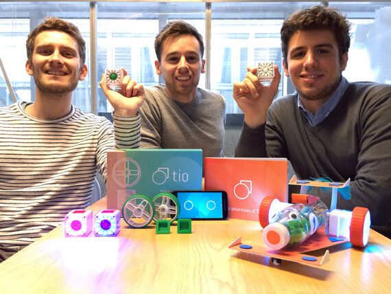 From Student to Entrepreneur: How to Build an Internet of Things