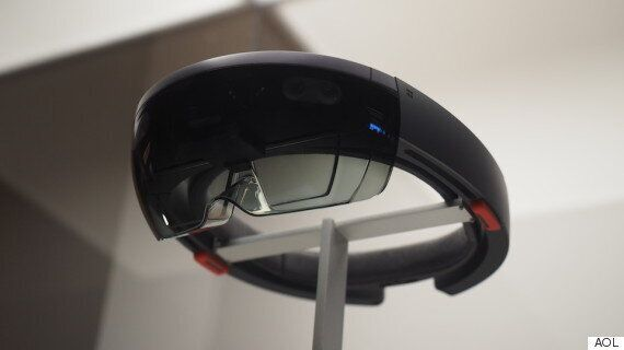 Apple Is Working On An Augmented Reality Headset To Rival HoloLens And Google Glass Says