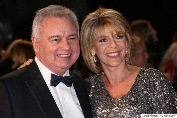 'This Morning' Host Ruth Langsford Feared Husband Eamonn Holmes Would Die During Hip