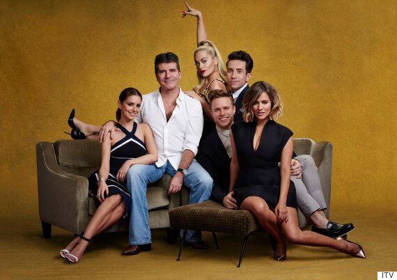 'X Factor' Categories Revealed, As Judges Simon Cowell, Cheryl Fernandez-Versini, Nick Grimshaw And Rita...