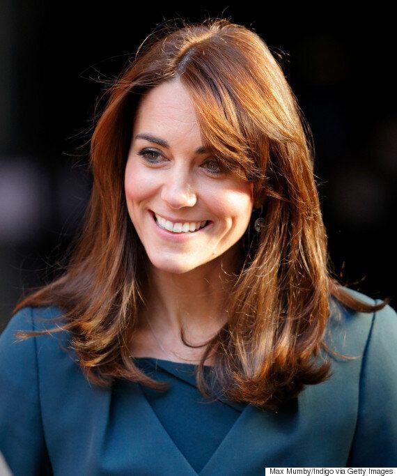 Duchess Of Cambridge Debuts New Shorter Hair