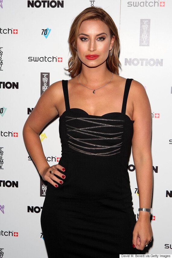 'I'm A Celebrity' Star Ferne McCann To Quit 'The Only Way Is Essex', After Jungle