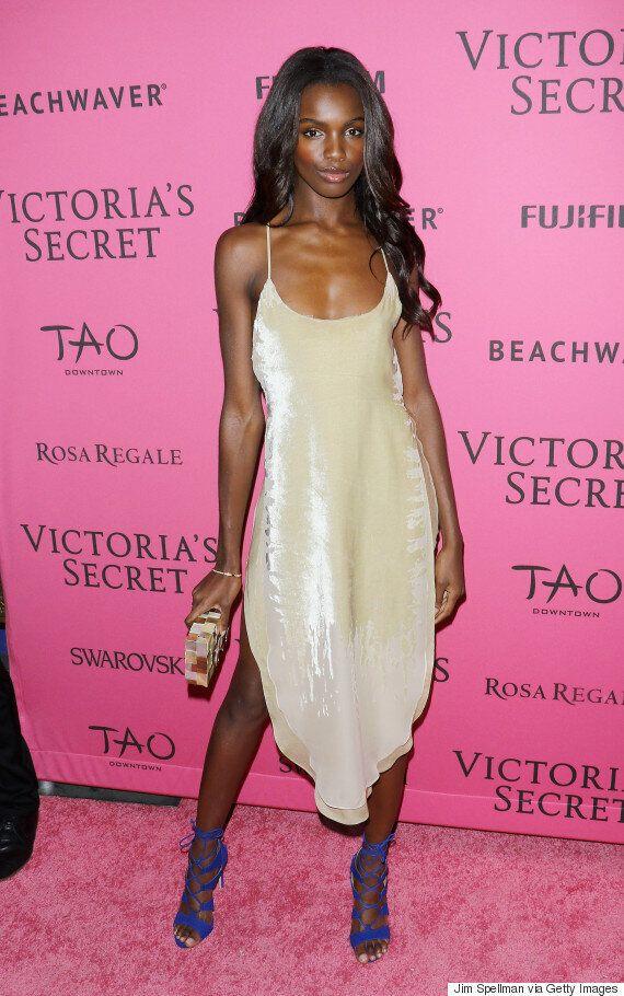 Leomie Anderson's Shocking NYFW Backstage Tweets Reveal The Struggles Black Models