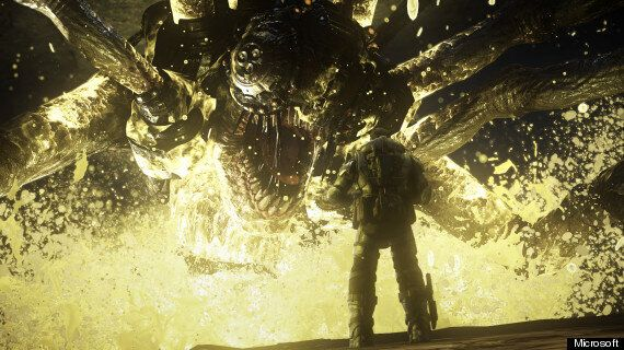 Gears Of War Ultimate Edition Review: Best Friends