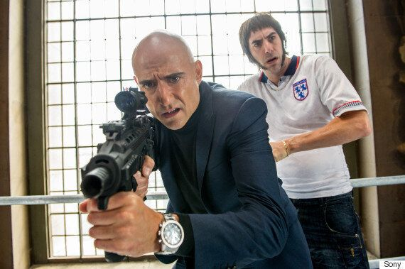Sacha Baron Cohen Presents First 'Grimsby' Trailer - Will This Do For Grimsby What Borat Did For
