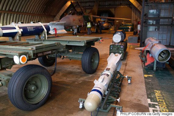 Exclusive: RAF Brimstone Missile Has Not Killed Any Isis Militants In Syria, And Only Seven Hit By UK