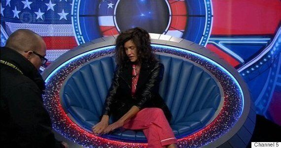 'Celebrity Big Brother' Slammed For Broadcasting Footage Of Janice Dickinson Having A Fit After Being...