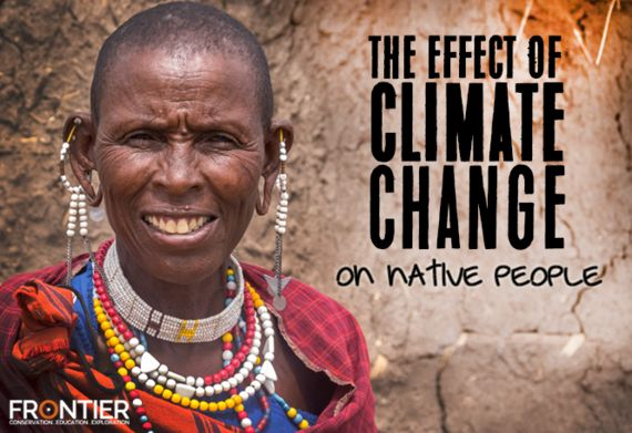 The Effect Of Climate Change On Native