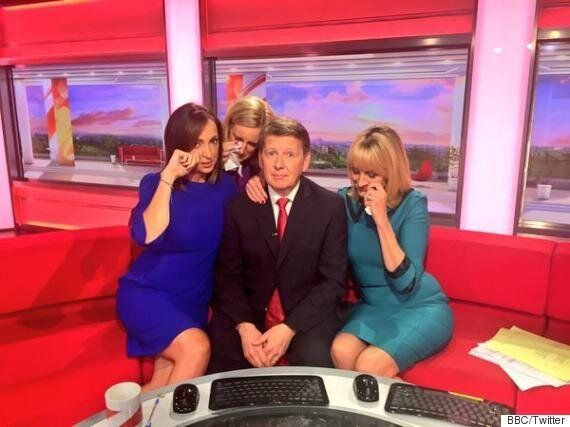 Bill Turnbull Quits 'BBC Breakfast' After 15 Years To Spend More Time With His 'Neglected