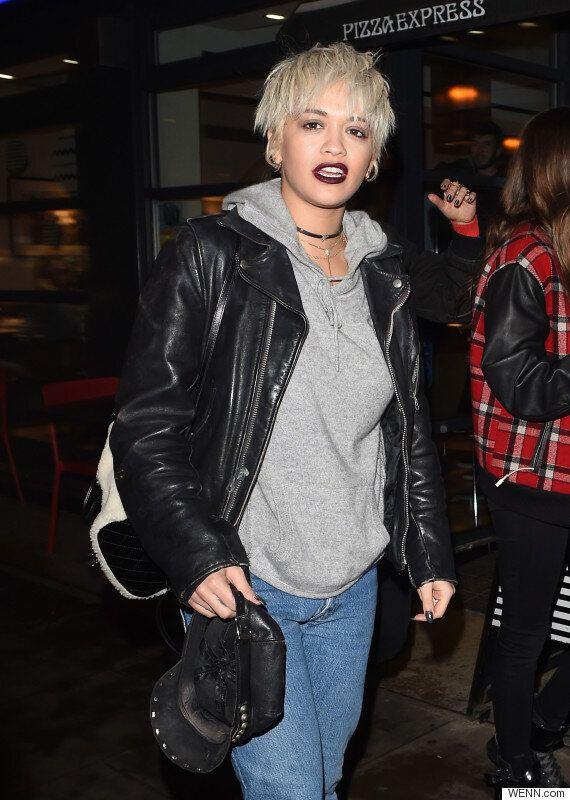 Rita Ora Reveals Dramatic New