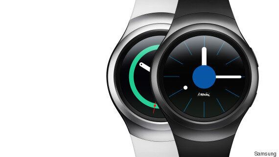The Samsung Gear S2 Is Samsung's Answer To The Apple