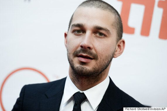 Shia LaBeouf Launches (Another) Bizarre Art Project - And This Time You Can Phone