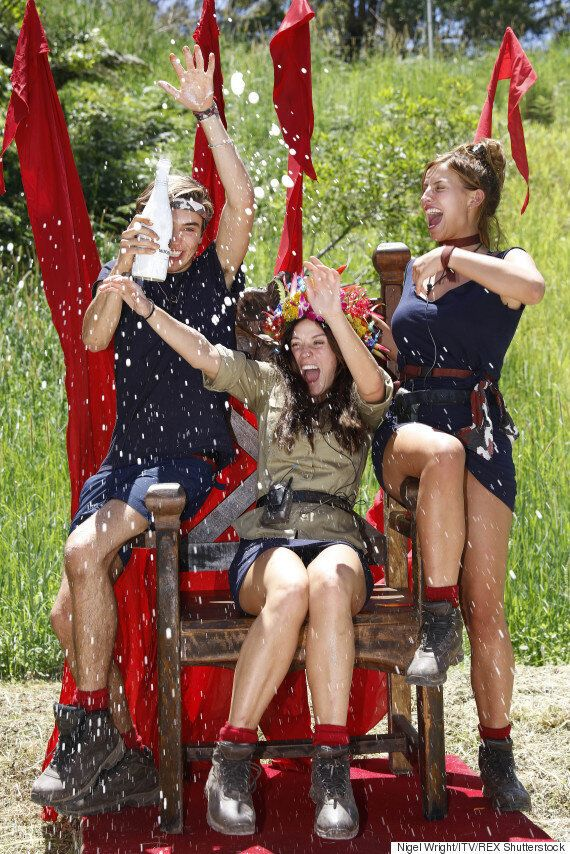 'I'm A Celebrity' Voting Figures Reveal How Viewers Chose Vicky Pattison As