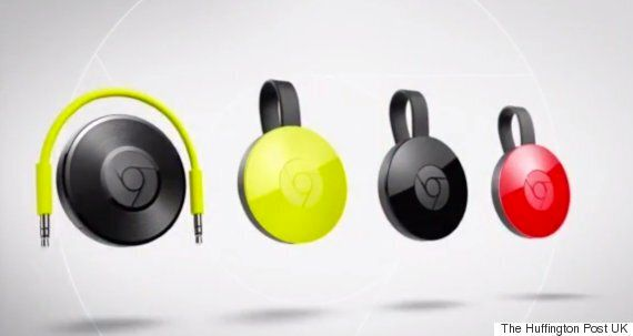 Spotify Is Offering A Free Chromecast If You Sign Up For