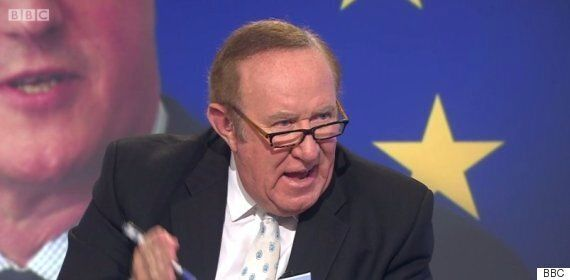 Andrew Neil Schools Lord Lord Willetts Over Plans To Cut Migrants