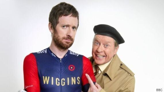 Michael Crawford Reprises Frank Spencer Role After Almost 40 Years, For New Sport Relief