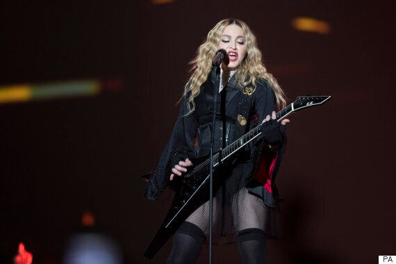 Madonna Blasts Radio Stations For Ageism Against Women: 'That's One Frontier Not