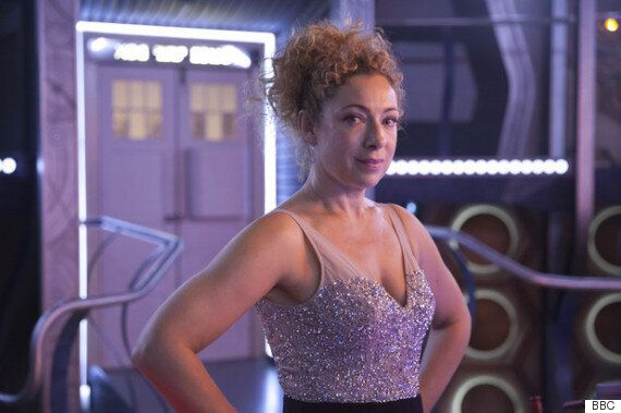 'Doctor Who' Series 9: Alex Kingston To Return As River Song For Christmas