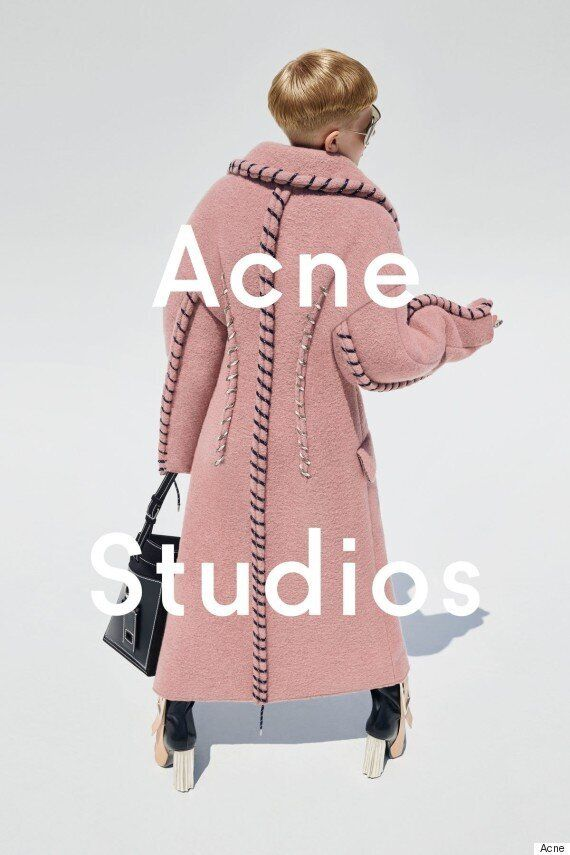 Acne Autumn/Winter 2015 Campaign Celebrates Gender Fluidity: Stars Owner's 11-Year-Old Son In High