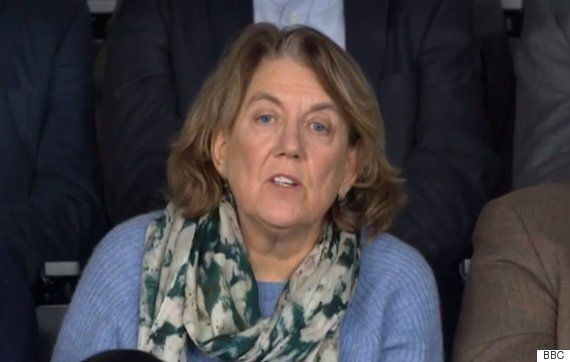 BBC Question Time Audience Member Answers All Those Jeremy Corbyn Syria