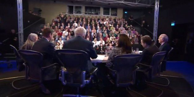 BBC Question Time: Jeremy Corbyn Praised And Tories Jeered By Bath