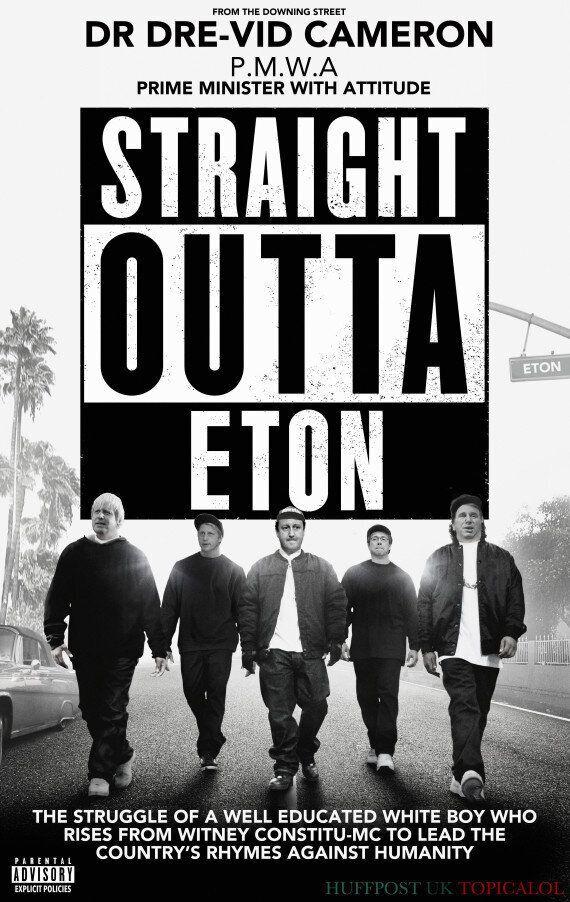 Straight Outta Eton: In Cinemas