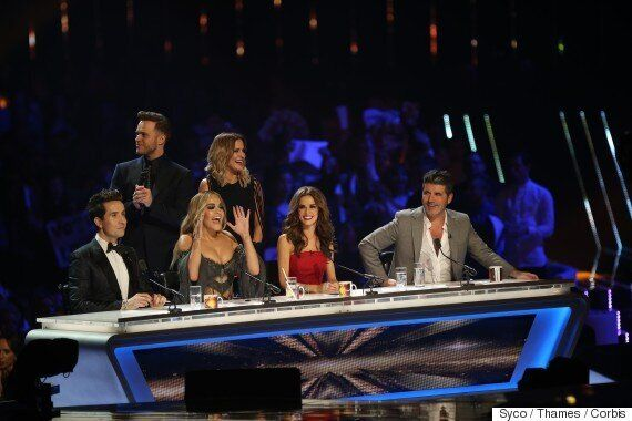'X Factor' Shake-Up Sees Nick Grimshaw Quit Judging Panel... And It's Not Looking Good For Caroline Flack...