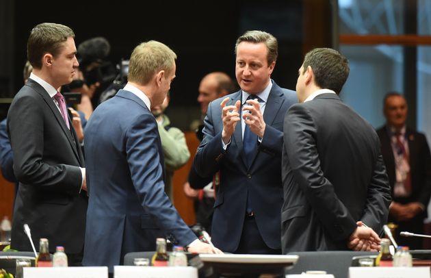 EU Referendum Deal Britain's 'Last Chance,' European Leaders Tell David
