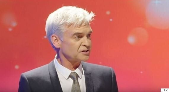 Phillip Schofield Loses His Rag And Tells Keith Lemon To 'F*** Off' During New Comedy