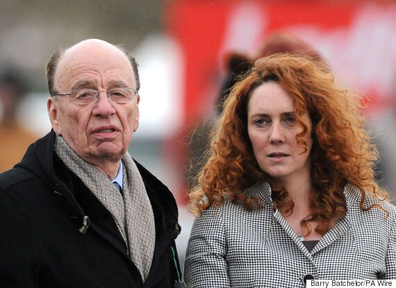 Rebekah Brooks To Return As Murdoch's Head Of News