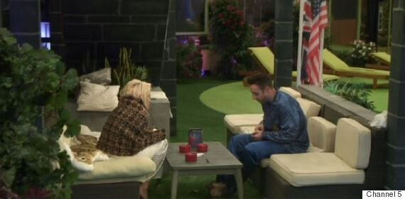 'Celebrity Big Brother': Stevi Ritchie And Chloe Jasmine Argue Over James