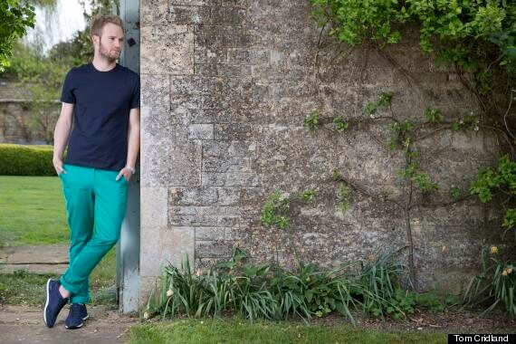 '30 Year Sweatshirt' Designer Tom Cridland Launches New Sustainable T-Shirt And Chinos That Last A