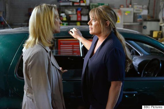 'EastEnders' Spoiler: It's Kathy Beale vs. Sharon Mitchell, As Gillian Taylforth's Character Finally...