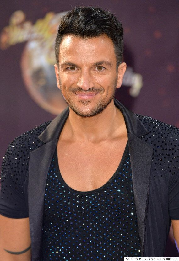 'Strictly Come Dancing': Peter Andre Responds To Simon Cowell