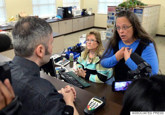 Kim Davis, Kentucky Clerk Refusing Marriage Licenses, 'Hoping To Cash In On Her