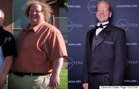 Obese Man Who Dropped 300lbs Reveals Incredible Weight Loss Transformation Is All Thanks To Yoga Huffpost Uk Life