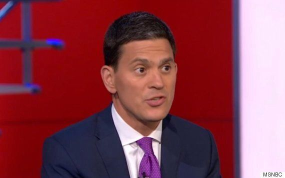David Miliband Lauds Germany's Response To Syrian Refugee Crisis, UN Official Says Britain 'Can Do