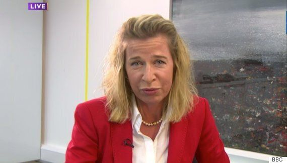 Andrew Neil Exposes Crucial Flaw In Katie Hopkins' Support For Donald Trump On 'Daily