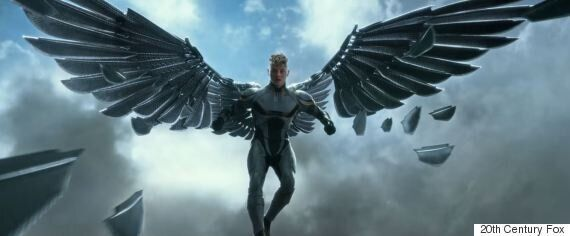 'X-Men: Apocalypse' Trailer Offers First Look At 'EastEnders' Actor Ben Hardy As Angel