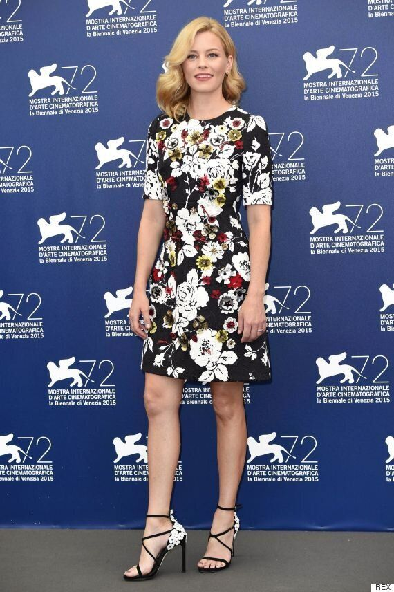 Diane Kruger And Elizabeth Banks Show Us How To Pull Off Autumn Florals At Venice Film